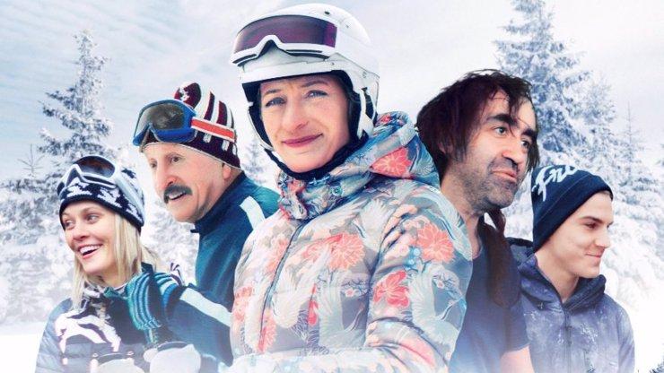 Ohromný zájem o zimní komedii Špindl: Do kin se hrnou zasmát davy lidí