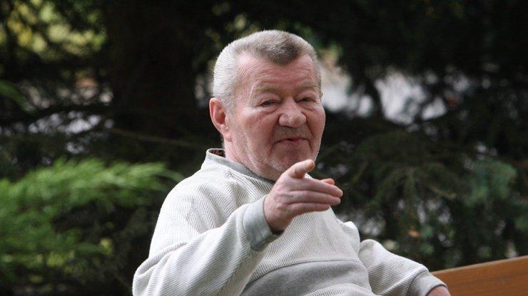 Václav Sloup by slavil 84. narozeniny: Mažňák ze Záhady hlavolamu riskoval své zdraví