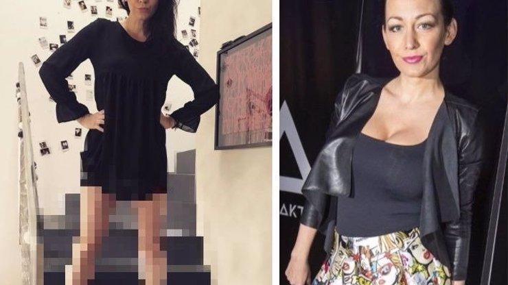 Po porodu zhubla 18 kilogramů! Dvojnásobná matka Agáta Prachařová odhalila ladné nožky