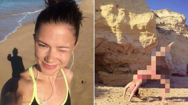 Muzikálová hvězda Ivana Korolová vystavila u moře své přepychové tělo. Ukázala polohy jako při Kámasútře