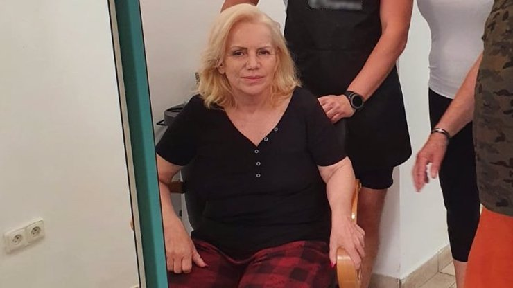 Poslední fotky před smrtí: Hana Krampolová o sebe pečovala až do úplného konce