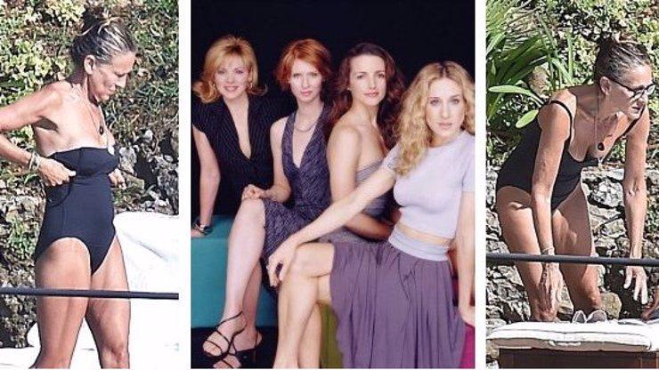 Krásná Carrie Bradshaw je dávno mrtvá: Z herečky zbyl jen vyhublý stín se spoustou vrásek