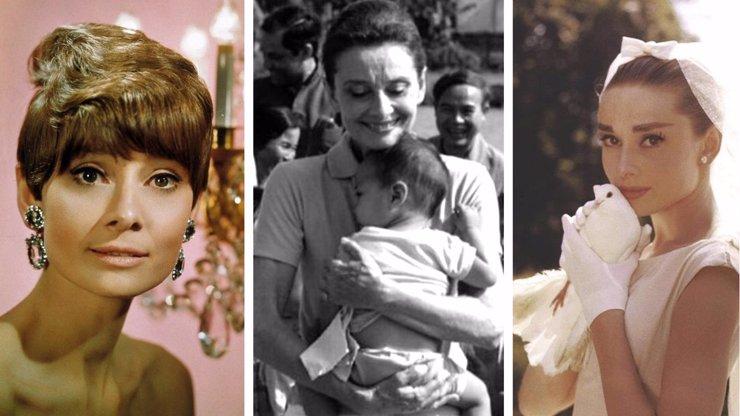 Od narození krásné Audrey Hepburn uplynulo 89 let: Několikrát potratila a další hrůzy
