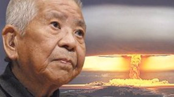 Největší smolaři světa, část III.: Tento muž přežil výbuch atomové bomby v Hirošimě i Nagasaki!