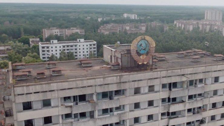 Když se zastaví čas: Proleťte se s námi nad stále smrtícím Černobylem!