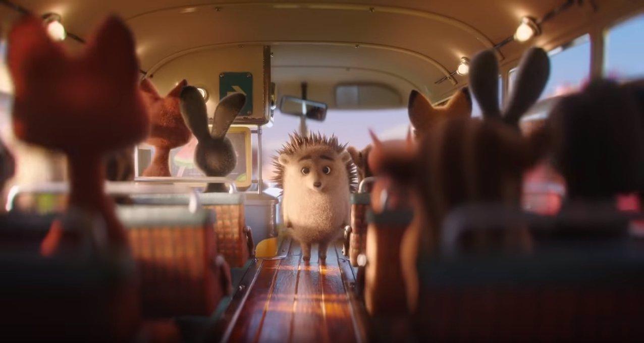 Nejdojemnější vánoční reklama: Smutný ježeček rozněžnil celý svět! VIDEO
