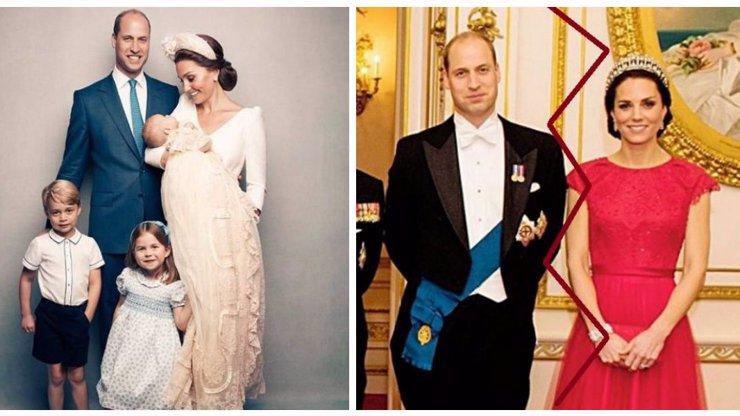 Skřípe jim to dlouhodobě? Tajný rozchod Williama a Kate, poté avantýra s rozkošnou modelkou!
