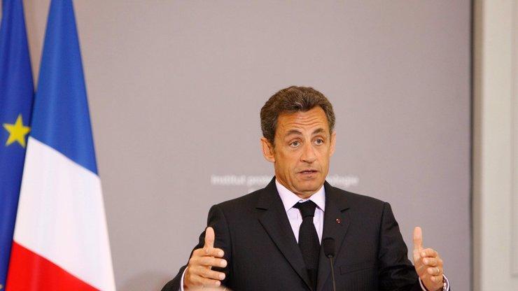 Nicolas Sarkozy jde do basy: Bývalý francouzský prezident byl odsouzen za korupci