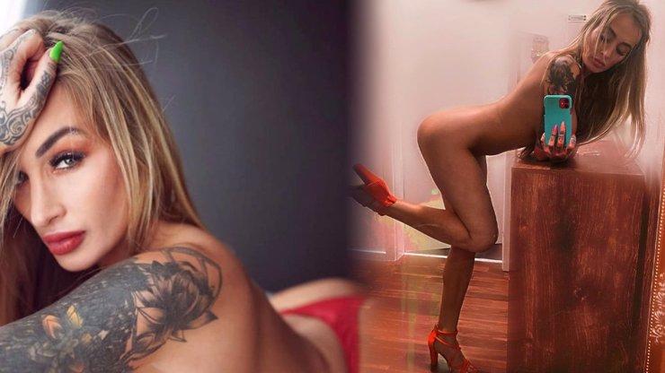 Daisy Lee kompletně nahá! Takhle žhavé fotky na Instagramu snad ještě neukázala