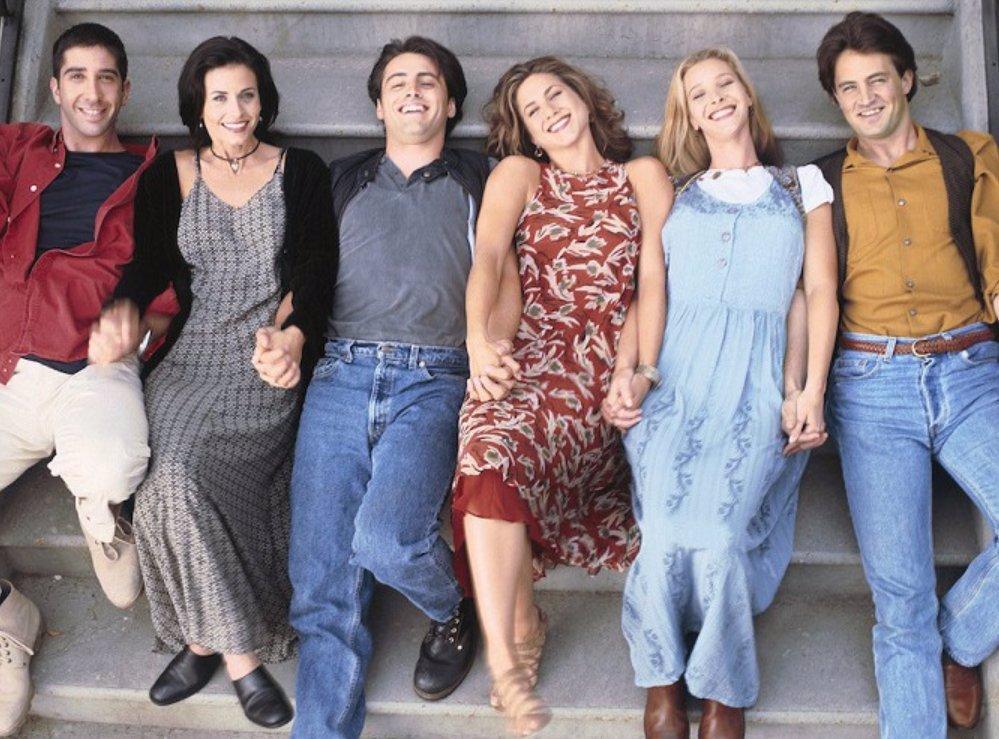 Nový díl seriálu Přátelé se blíží: Herci se na natáčení sejdou už v srpnu