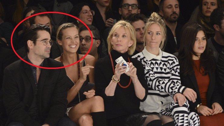 Modelka Petra Němcová se ukázala na přehlídce v nezvyklé blízkosti hollywoodského krasavce. Kdo to byl a co spolu ti dva dělali?