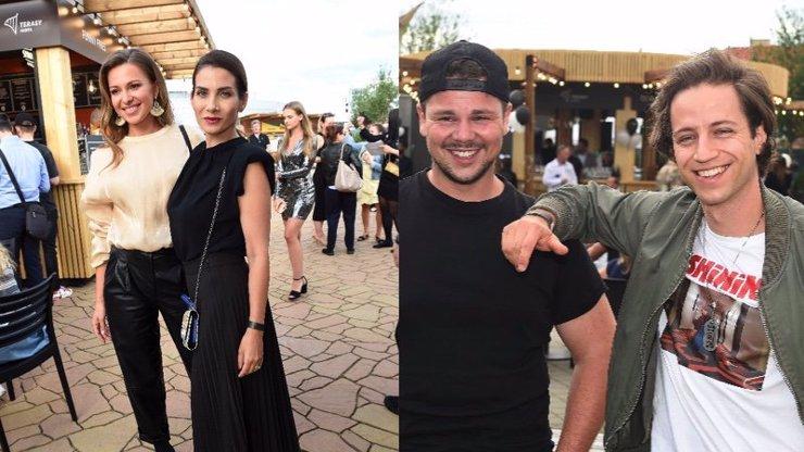 Hvězdy šly s kůží na trh: Milan Peroutka si divoce užíval a Eva Decastelo přiznala, že je drbna