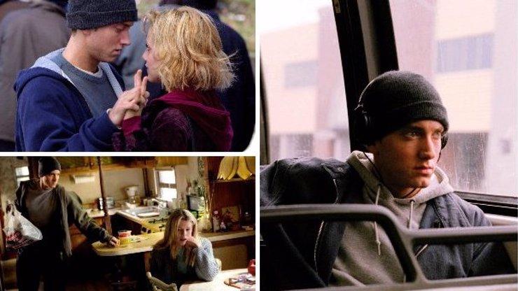 Skutečný sex před kamerou! Ve filmu 8. míle to Eminem a Brittany Murphy nepředstírali
