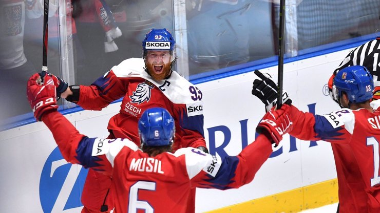 Po Německu je na řadě Kanada: Co říká kapitán týmu Voráček a trenér Říha?