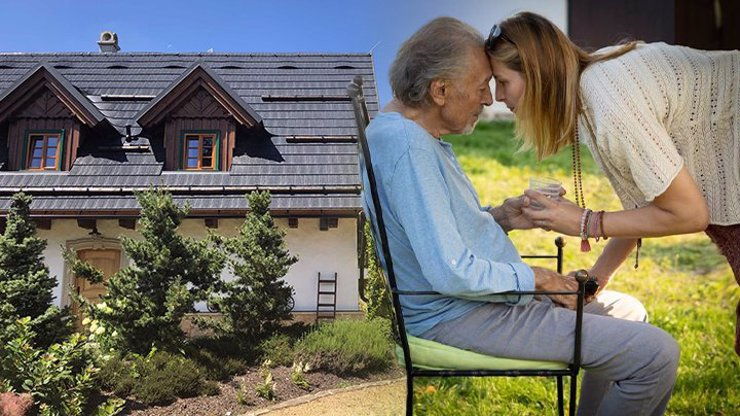 Ruch na chalupě Karla Gotta: Vdova Ivana se svědomitě stará o místo, které Mistr miloval