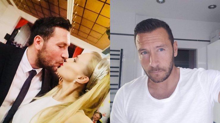 Moderátor Michal Janotka nemá štěstí v lásce: Rozchod s krásnou Karolínou hned rok po svatbě