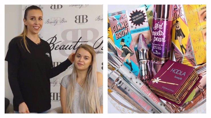 VIDEO: Vyzkoušely jsme na vlastní kůži kosmetiku, kterou milují české youtuberky. Podívejte se na snadné denní líčení