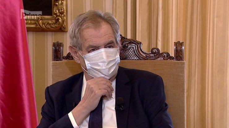Prezident Miloš Zeman bude propuštěn do domácí péče: Po operaci se dobře hojí