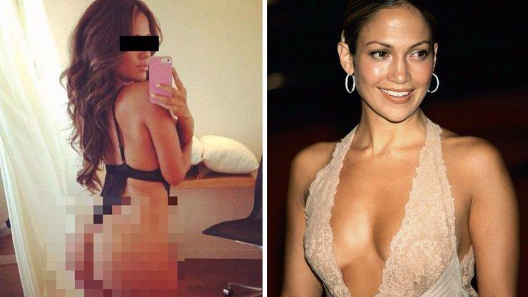 Jennifer Lopez někdo ukradl obří zadnici: Modelka se vydává za zpěvačku a figuruje v kauze ukradených pornofotek