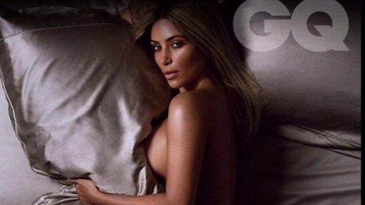 Kam se hrabe sex tape, hackeři dali na internet porno Kim Kardashian a Kanyeho Westa!