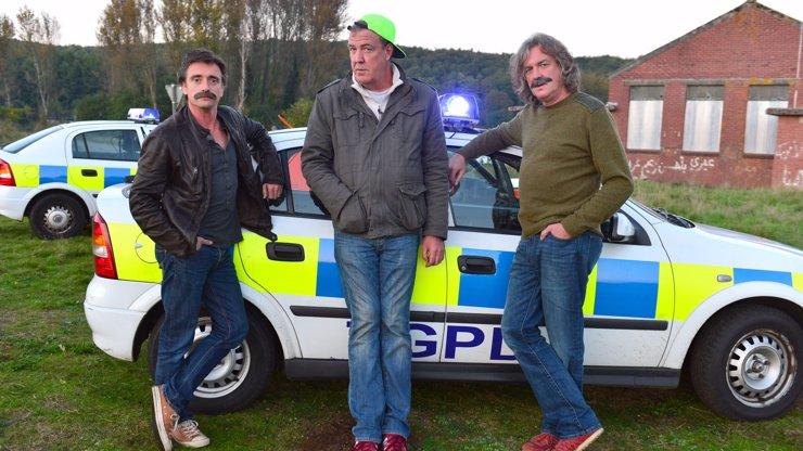 Na tuhle premiéru čekáte: Top Gear je tu s novou řadou a úchylní strejdové do toho jdou zostra!