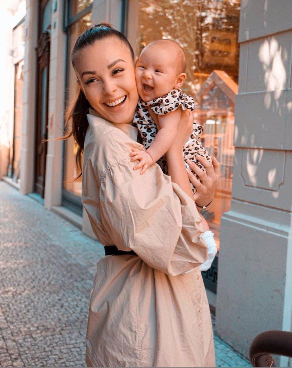 Monika Bagárová o mateřství: Vůbec ničeho nelituju, všechno ale není lážo plážo