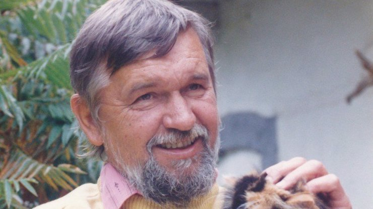 Ve věku 75 let zemřel legendární český karikaturista Vladimír Renčín