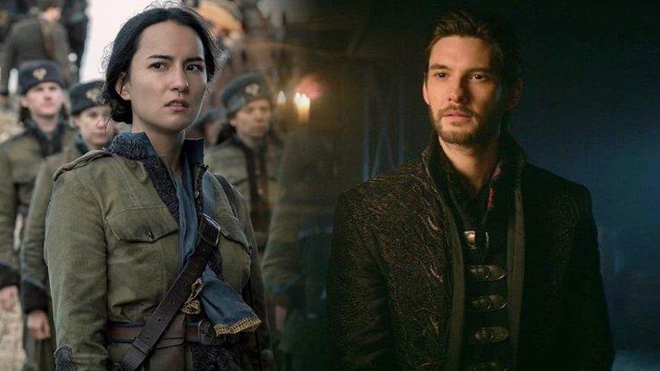 Netflix připravil na duben lahůdky: Stane se fantasy Světlo a stíny novým seriálovým hitem?