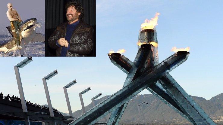 Všichni řeší, kdo zapálí olympijský oheň: Sám Putin, nějaký slavný gay nebo Tomášek s křížalkami?