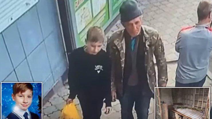 Bezdomovec nalákal chlapce (†12) na bonbony, znásilnil ho a poté zabil