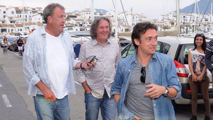 Jeremy Clarkson se vrátí na BBC i s Top Gearem! Dočkáme se už v létě?