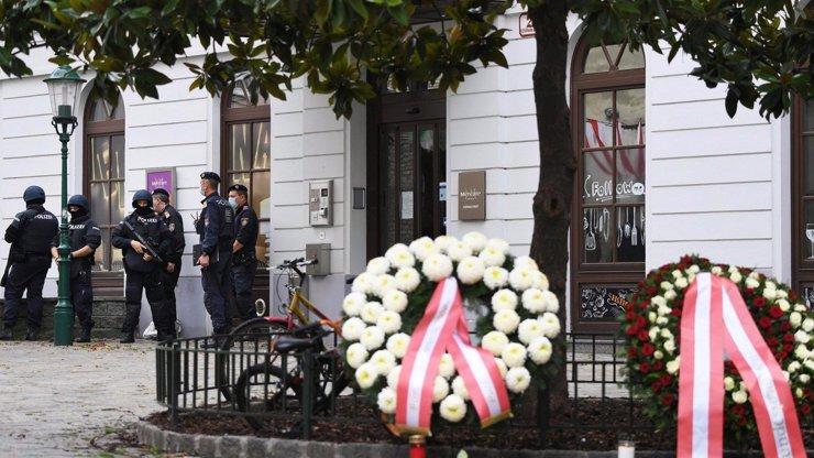 Češka zažila vídeňský teror na vlastní kůži. Během bestiálního útoku byla v centru města