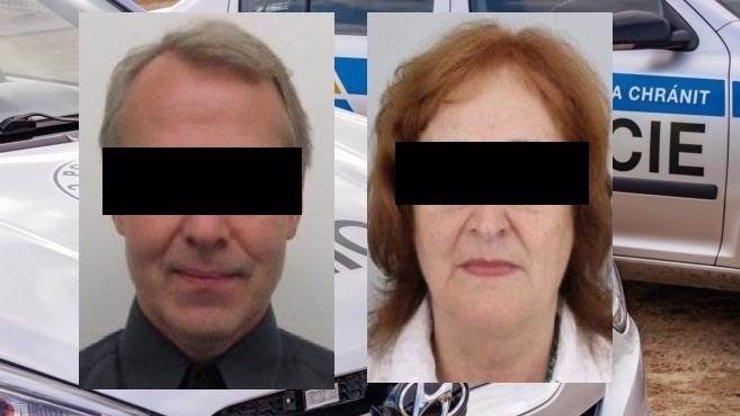 Tragický konec pátrání: Marie a Přemysl jsou zřejmě po smrti, policie zadržela dva mladíky