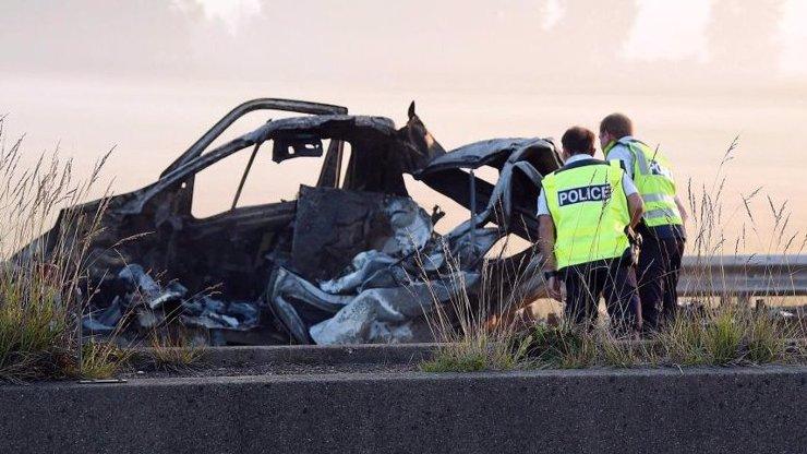 Migranti mají na svědomí smrt polského řidiče: V Calais zabarikádovali dálnici a to se mu stalo osudným!
