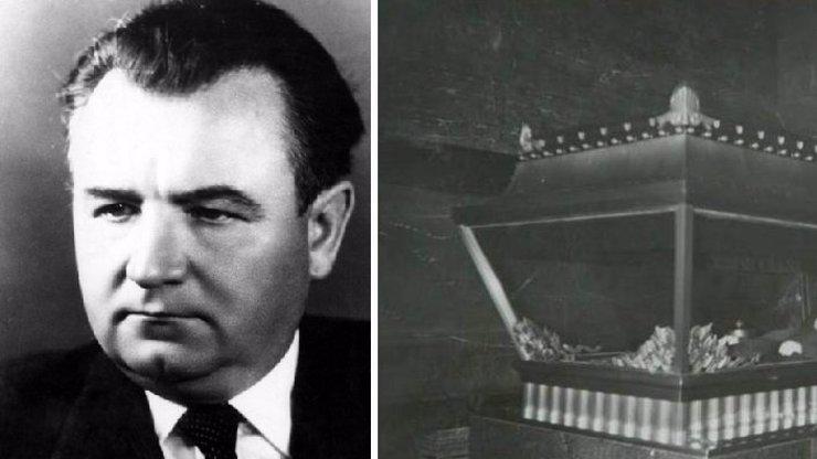 Záhada mumie Klementa Gottwalda: Experti balzamovali jeho tělo po kousíčkách