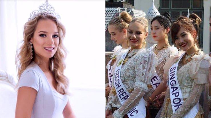 SUPERMISS Adéla Karasová reprezentuje Českou republiku na Miss Tourism Queen International. Obhájí svůj titul i v Thajsku?
