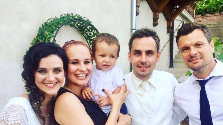 Ex rockera Pepy Vojtka se vdala: Snad to Libušce napotřetí vyjde!