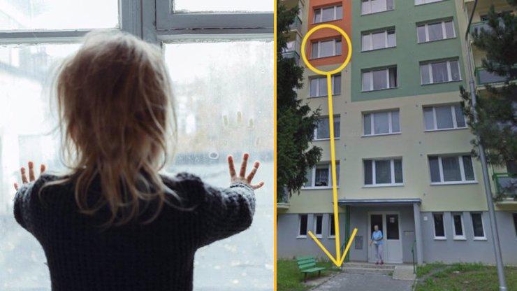 Smrt malé Emilky (†3): Chtěla pusu od dědečka, při loučení vypadla ze 4. patra!