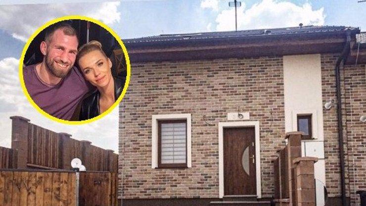 Stylový dům Hany Reinders: Kladenské hnízdečko lásky s manželem sami navrhovali