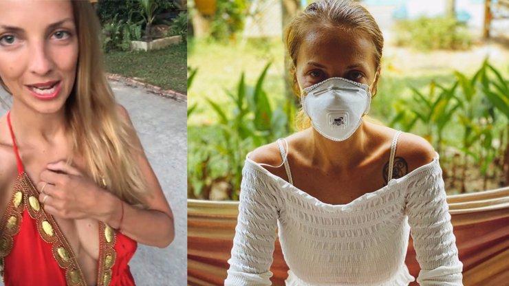 Bývalá reportérka Primy Lucie Špaková neodletí českým speciálem: Zůstáváme v Thajsku, řekla