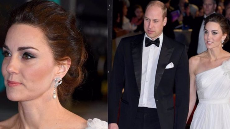 Galavečer patřil vévodkyni: Kate vypadala božsky, strhla na sebe všechnu pozornost!
