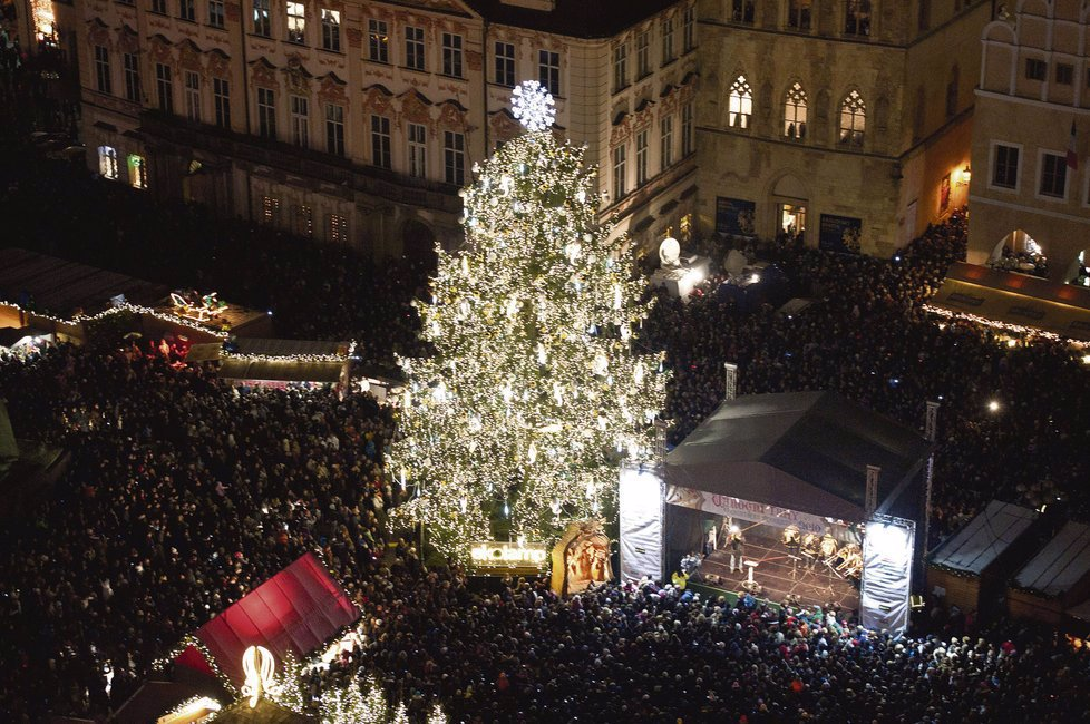 Praha i letos obhájila své místo v top 5: Máme jedny z nejhezčích trhů na světě!