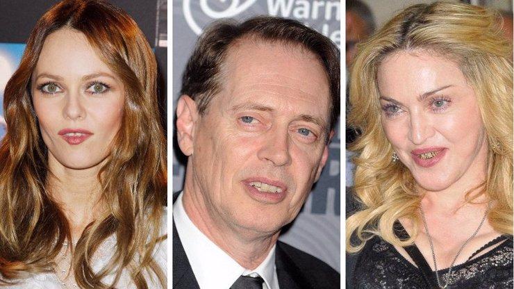 5 celebrit, které by měly mít zavřenou pusu: Na jejich zuby je ošklivý pohled