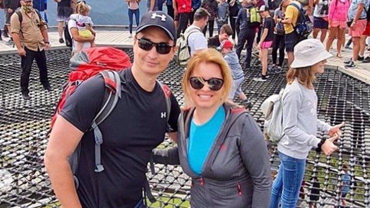 Zamilovaná prezidentka na dovolené: Zuzana Čaputová vyvezla i nového přítele Rizmana
