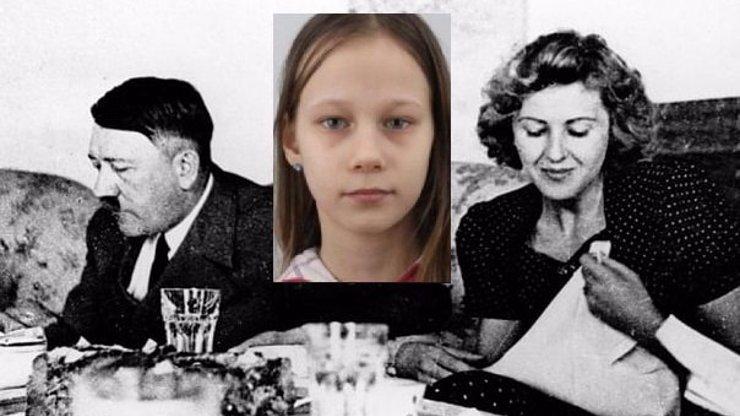 Matka pohřešované Michaely (12) věří, že má tajné poslání: Vyvolat ducha Adolfa Hitlera je základ!