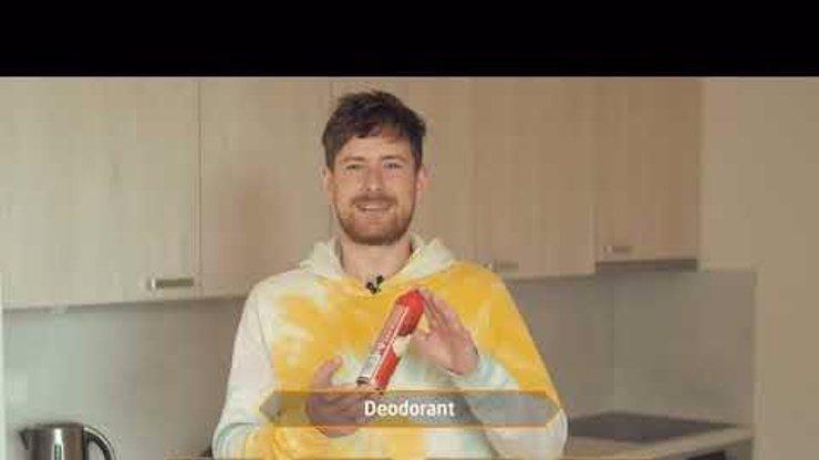 Oblíbený kuchař Oliver Pape: Jak je na tom se znalostmi třídění odpadu se dozvíte v zábavném kvízu!