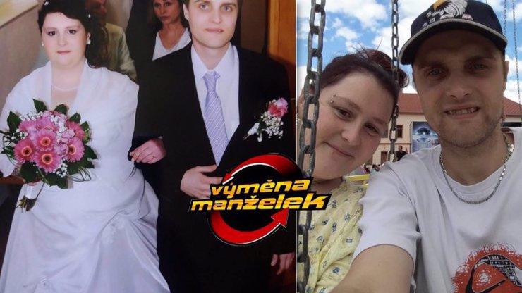 Vypátrali jsme svatební fotku špindíry Anety z Výměny: V téhle plachtě si brala Lukáše