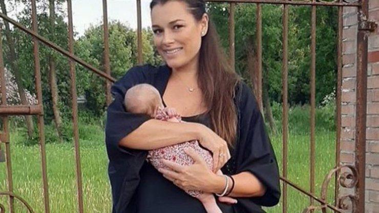 Šeredová si užívá na dovolené s dětmi: Prozradila detaily o třetím mateřství. Nemá čas ani na sprchu