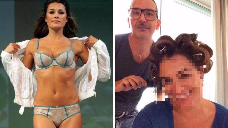 Šeredová se na Facebooku pochlubila fotkou bez make-upu. Jak vypadá