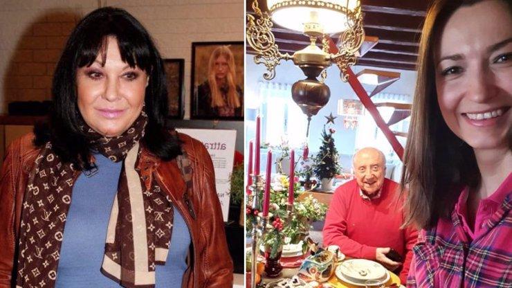 Dádo, zase smůla: Felix Slováček dal na Štědrý den přednost milence Gelemové